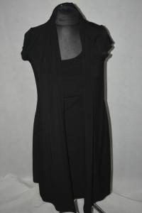 3 Elastyczna sukienka z narzutką Betty Barcley 42...