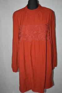 3 Luźna sukienka H&M 40...