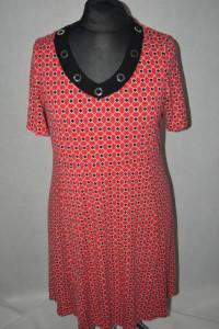 3 Elastyczna sukienka m collection 46...