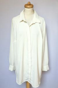 Koszula Biała Elegancka H&M Mama XL 42 Ciążowa Ciąża...