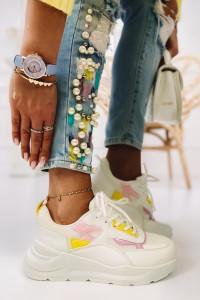 Nowe sneakersy pastelowe 36...