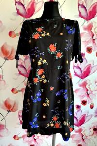 influence sukienka modny wzór kwiaty floral hit blog 40...