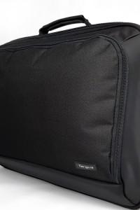 Klasyczna torba na laptopa w czarnym kolorze