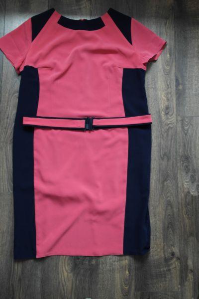 Suknie i sukienki Wizytowa sukienka 52
