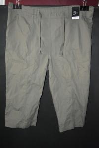 f Spodnie rybaczki khaki BM 48...