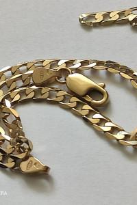 Bransoleta złoto 333
