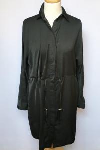 Sukienka Bik Bok Czarna XS 34 Elegancka Midi