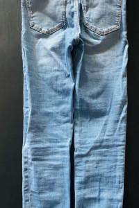 Spodnie dżinsowe ZARA