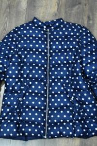 Nowa kurtka pikowana w kropki 48...