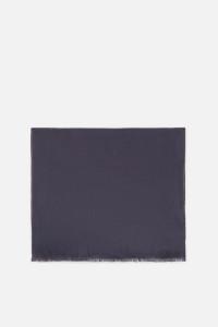 Nowy czarny szal szalik długi duży oversize...