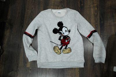 Bluzy Bluza ciepła Disney Miki 158 164