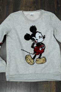 Bluza ciepła Disney Miki 158 164...