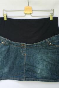 Spódniczka Dzinsowa Colline 46 3XL Jeansowa Ciążowa...