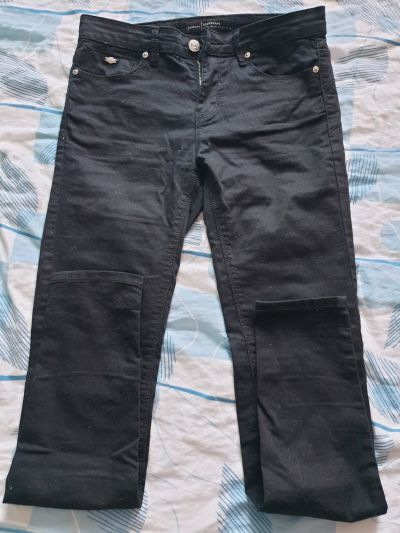 Spodnie Spodnie jeans czarne