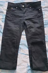 Spodnie jeans czarne...