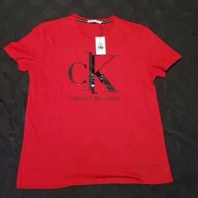 Koszulki Koszulka męska Calvin Klein