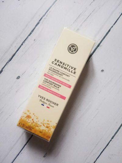 Twarz Balsam odżywczy Sensitive Camomille Yves Rocher 50 ml