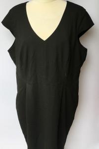Sukienka Czarna H&M Plus Elegancka 52 6XL Wizytowa...