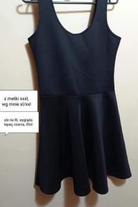 Sukienka xl XXL mała czarna elegancka wizytowa...