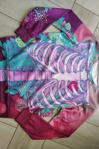 Bluza kościotrup XL...