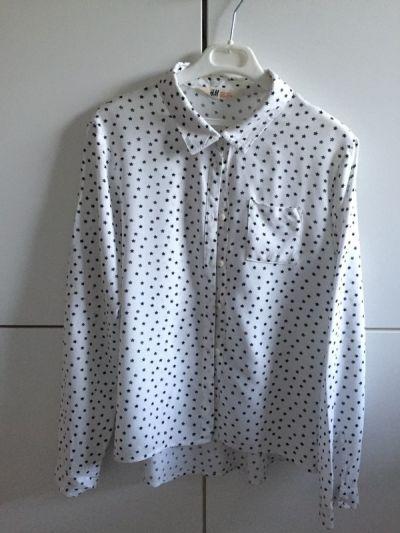 Koszule Cienka koszula w gwiazdki