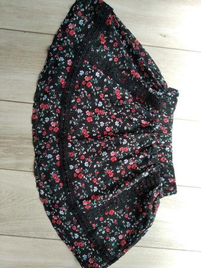 Spódnice Spódniczka w kwiaty Sinsay XS