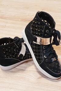 Ażurowe sneakersy Michael Kors