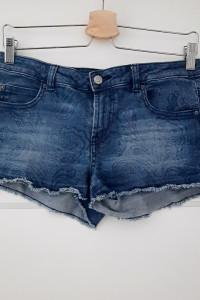 Jeansowe spodenki Denim...