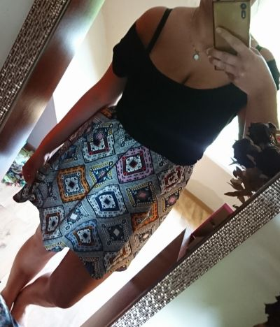 Suknie i sukienki Hiszpanka aztec atmosphere