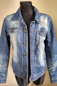 Kurtka jeansowa Pull&Bear L