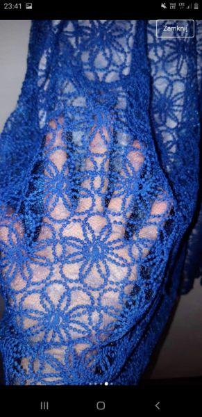 Suknie i sukienki Koronkowa sukienka Ryłko 36