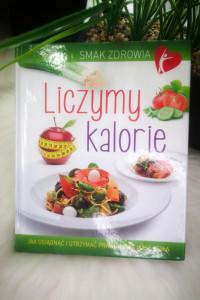 Liczymy kalorie Książka z przepisami i wartościami energetyczny...