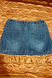 Mini jeansowa...