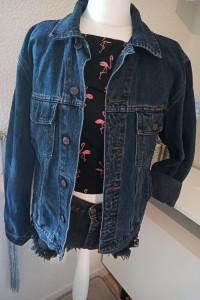Kurtka jeansowa Wrangler m...