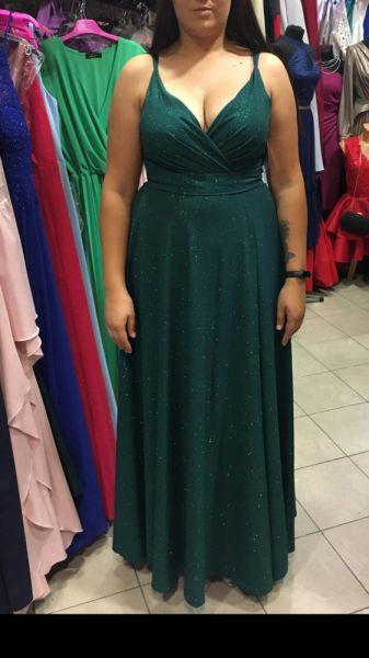 Suknie i sukienki Długa sukienka wieczorowa
