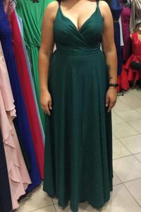 Długa sukienka wieczorowa...