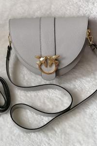 Borse Pelle włoska torebka skóra naturalna jaskółka pinko