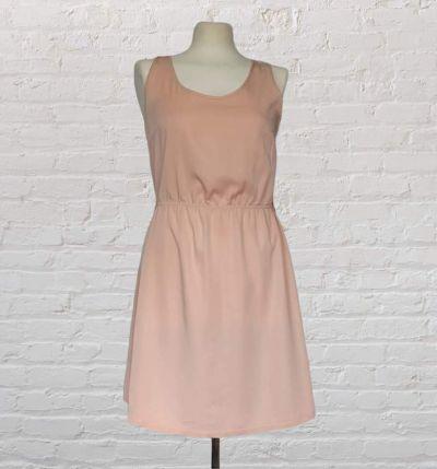 Suknie i sukienki Sukienka pudrowy róż House