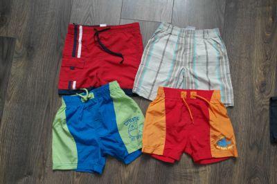 Spodnie i spodenki Kąpielowe spodenki i inne 74 86 92