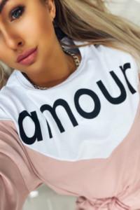 Komplet Amour Pink...