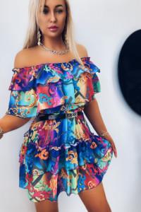 Sukienka Hiszpanka Versace Color...