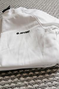 Hitec Martes Kipsta Zestaw białych koszulek 4 szt Rozmiar 140 cm