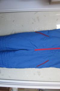 Spodnie zimowe Otis