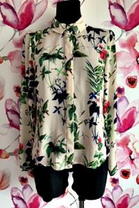 vero moda koszula modny wzór kwiaty floral jak nowa hit 36...