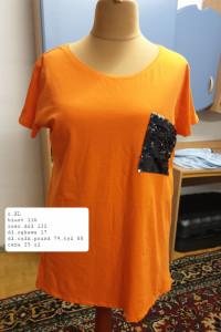 tunika w kolorze pomarańczowym rozmiar XL...