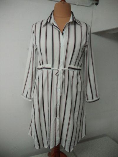 Tuniki tunika sukienka rozpinana rozmiar L XL