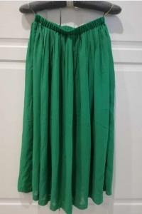 Plisowana spódnica New Look soczysta zieleń rozmiar 38...