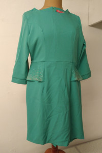 sukienka turkusowa rozmiar 44...