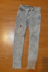 Spodnie jeansy...