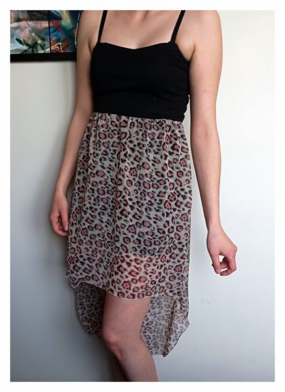 Suknie i sukienki Asymetryczna sukienka PussyCat London